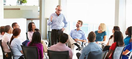 Бизнес-тренинг ИСКРА